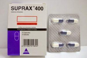 سوبراكس Suprax مضاد حيوي واسع المجال