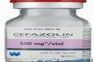 سيفازولين Cefazolin مضاد حيوي واسع المجال
