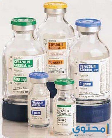 الآثار الجانبية لحقن سيفازولين