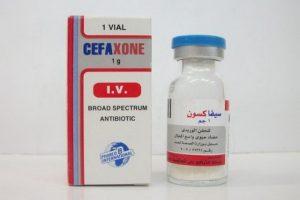 سيفاكسون Cefaxone حقن مضاد حيوي