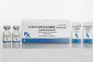 سيفوروكسيم Cefuroxime حقن مضاد حيوي واسع المدى