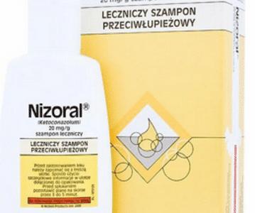 نيزورال شامبو Nizoral لعلاج قشرة الرأس