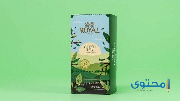 شاي رويال