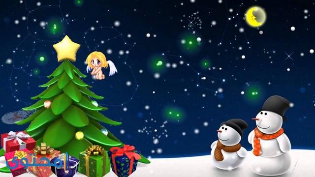 خلفيات جميلة للكريسماس