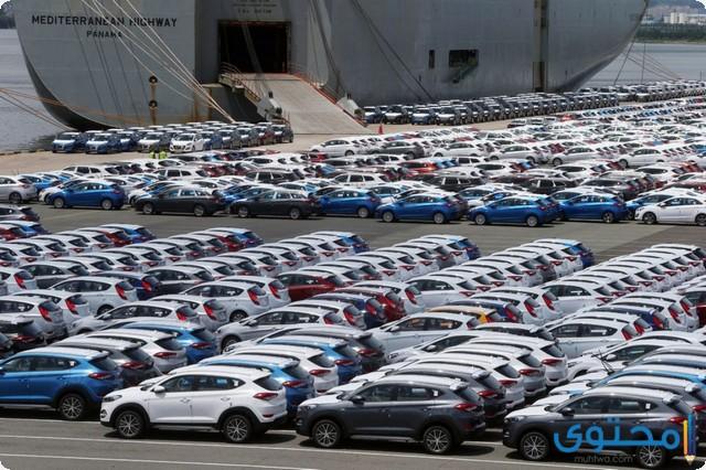 شراء سيارة من الكويت