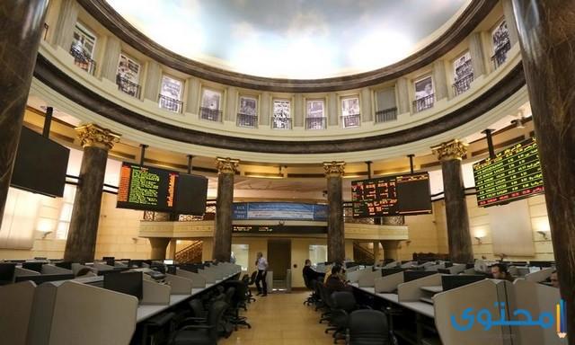 شركات السمسرة في البورصة المصرية