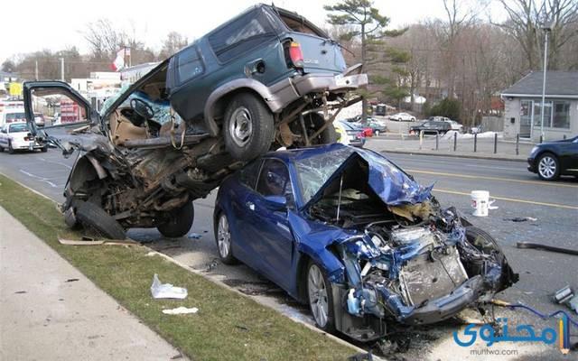 التأمين في حوادث السيارات 1442