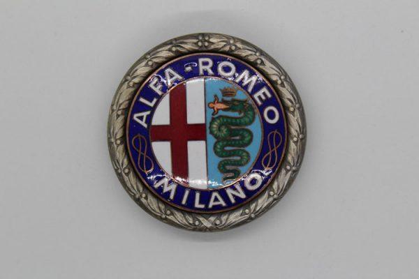 شعار الفا روميو