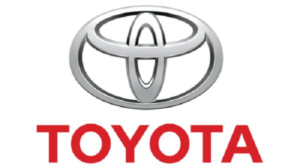 شعار تويوتا عام 1989