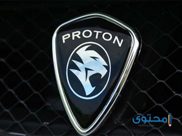 شعار سيارة بروتون
