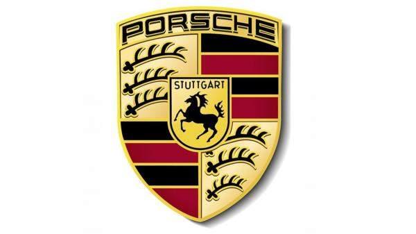 شعار سيارة بورش