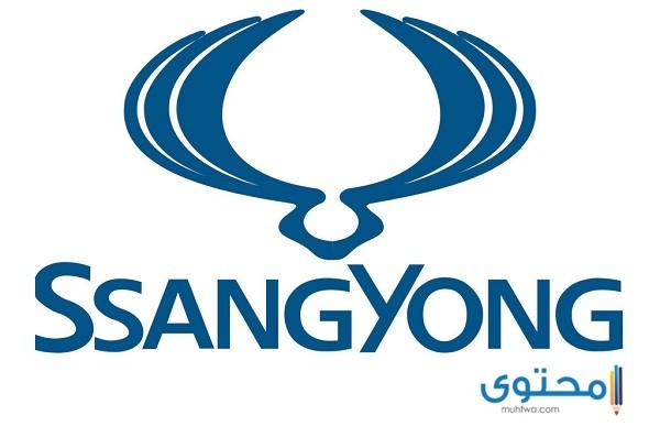 شعار سيارة سانغ يونغ