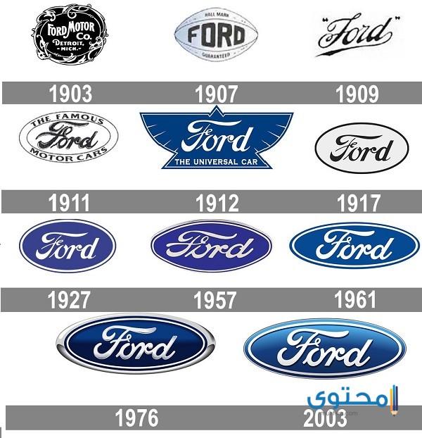 شعار سيارة فورد