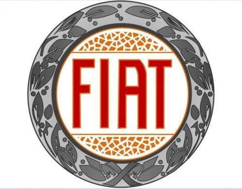 قصة شعار سيارة فيات (FIAT) ومراحل تطوره 4