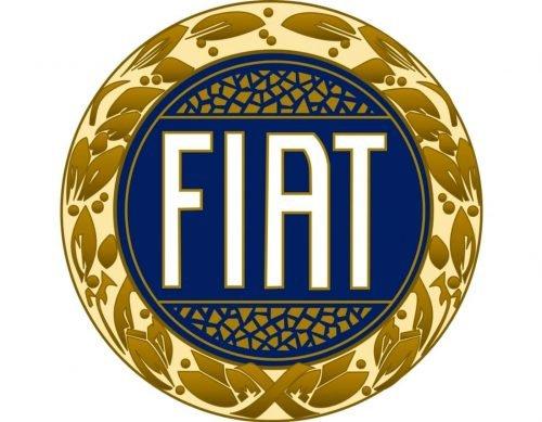 قصة شعار سيارة فيات (FIAT) ومراحل تطوره 3