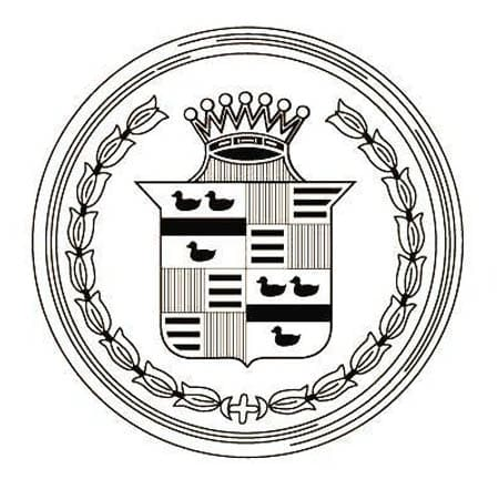 شعار سيارة كاديلاك