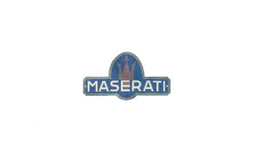 شعار سيارة مازيراتي