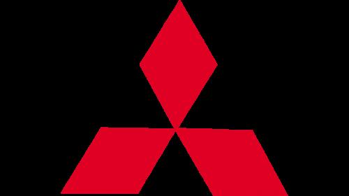 شعار سيارة ميتسوبيشي