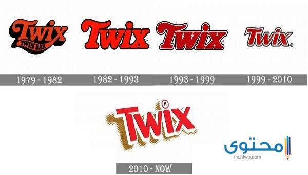 شعار شوكولاتة تويكس