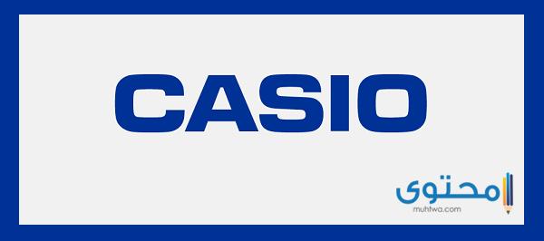 شعار كاسيو