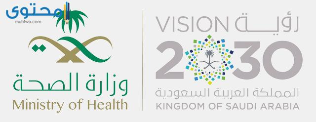 شعار 2030 مفرغ