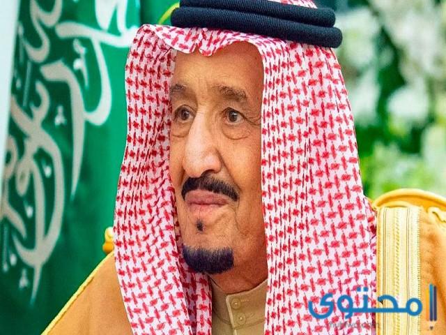 شعر عن الملك سلمان قصير موقع محتوى