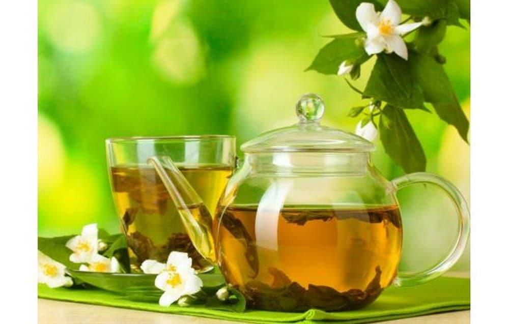 وصفة الشاي الأخضر