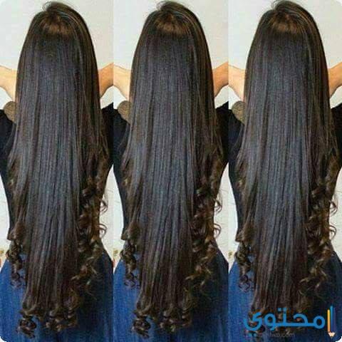 528315e89 اجمل قصات الشعر الطويل 1441 - موقع محتوى