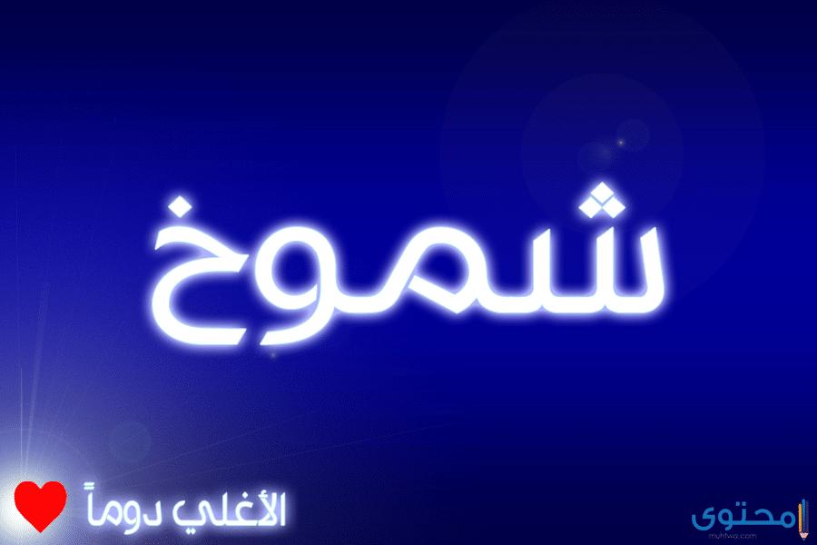 معنى اسم شموخ وصفات من يحمله