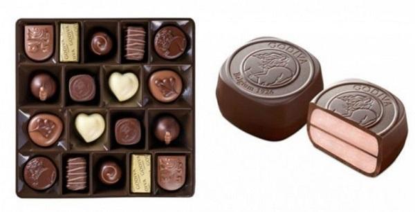 شوكولاتة قوديفا