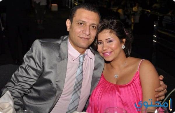 شيرين عبد الوهاب وزوجها