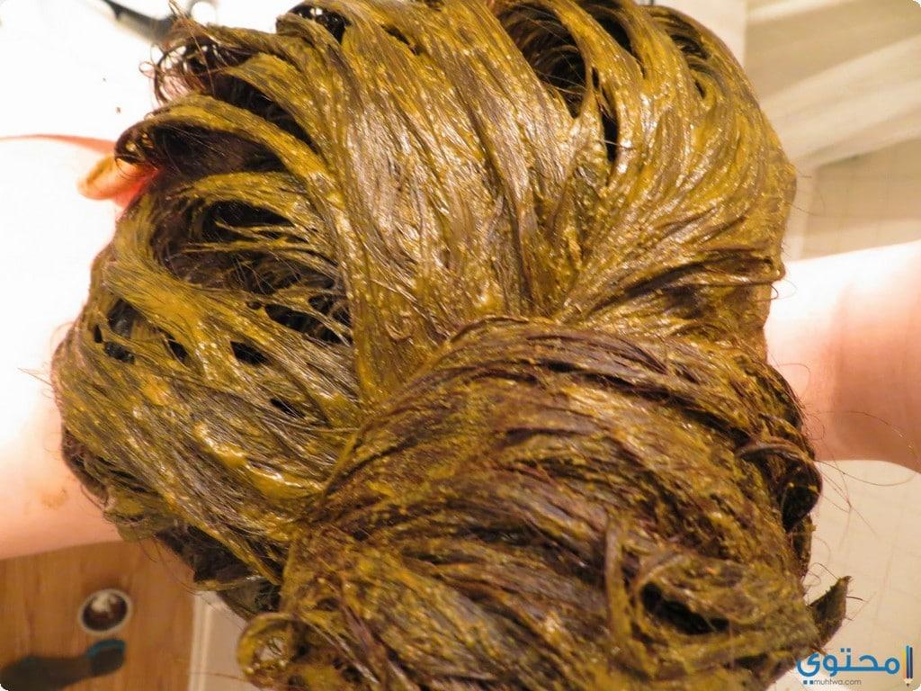 طرق صبغ الشعر