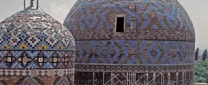 صور معالم إيرانية على قائمة التراث العالمى