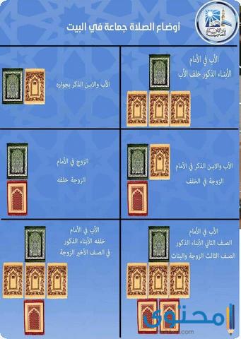 صور صلاة التراويح بالمنزل شهر رمضان
