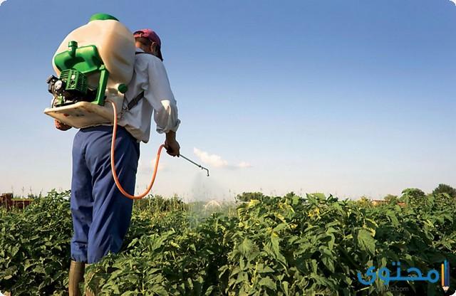 صلاحية تجارة المبيدات