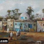تعبير عن الريف المصري 2019