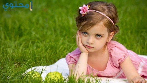 أطفال حزينة فيس بوك