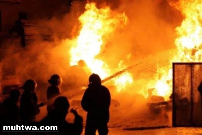 صور إطفاء الحرائق