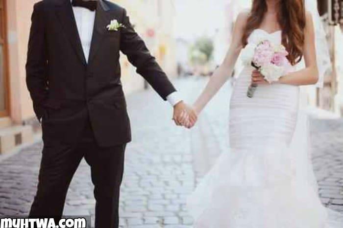 رسائل تهنئة بالزواج جديدة 2019