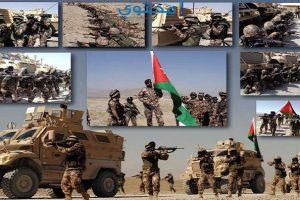 أغلفة وصور الجيش الأردني للفيس بوك وتويتر
