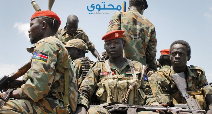 أغلفة عن الجيش السوداني العظيم
