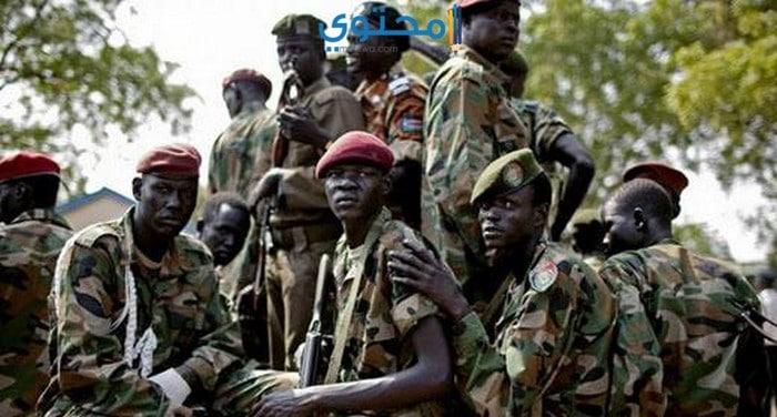 أغلفة الجيش السوداني