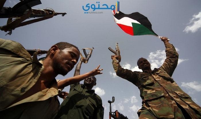 خلفيات الجيش السوداني جديدة