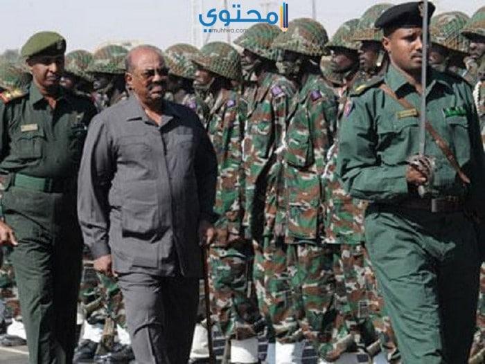 صور حديثة للجيش السوداني