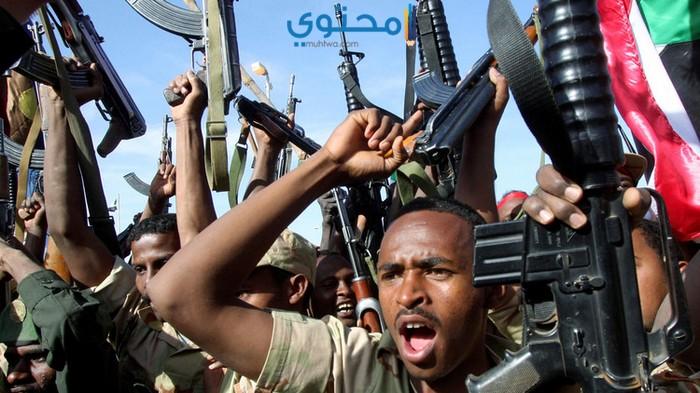 أجدد صور الجيش السوداني