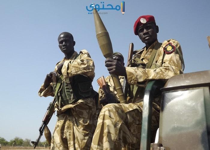 أحدث صور الجيش السوداني
