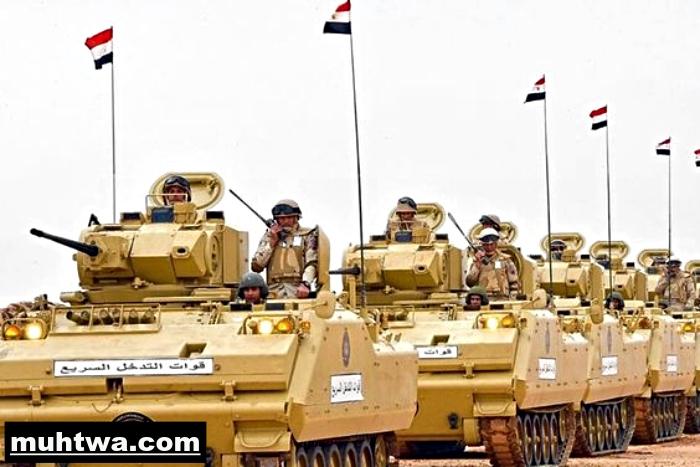 صور الجيش المصري