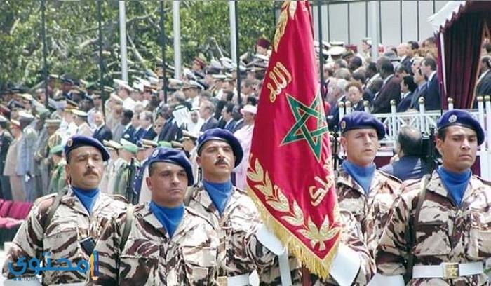 أروع صور جيش المغرب