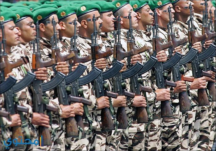 أحدث صور الجيش المغربي للفيس بوك وتويتر