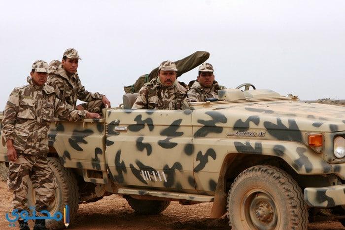 خلفيات حديثة عن الجيش المغربي